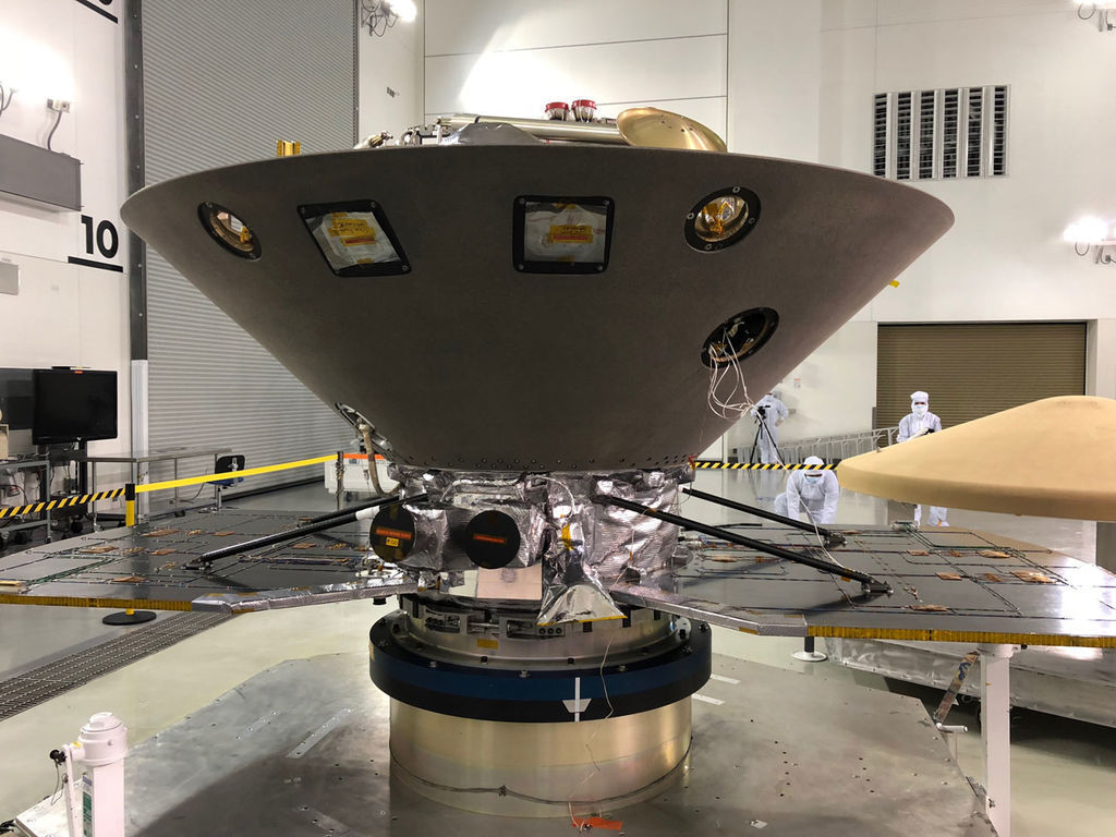NASA InSight lander