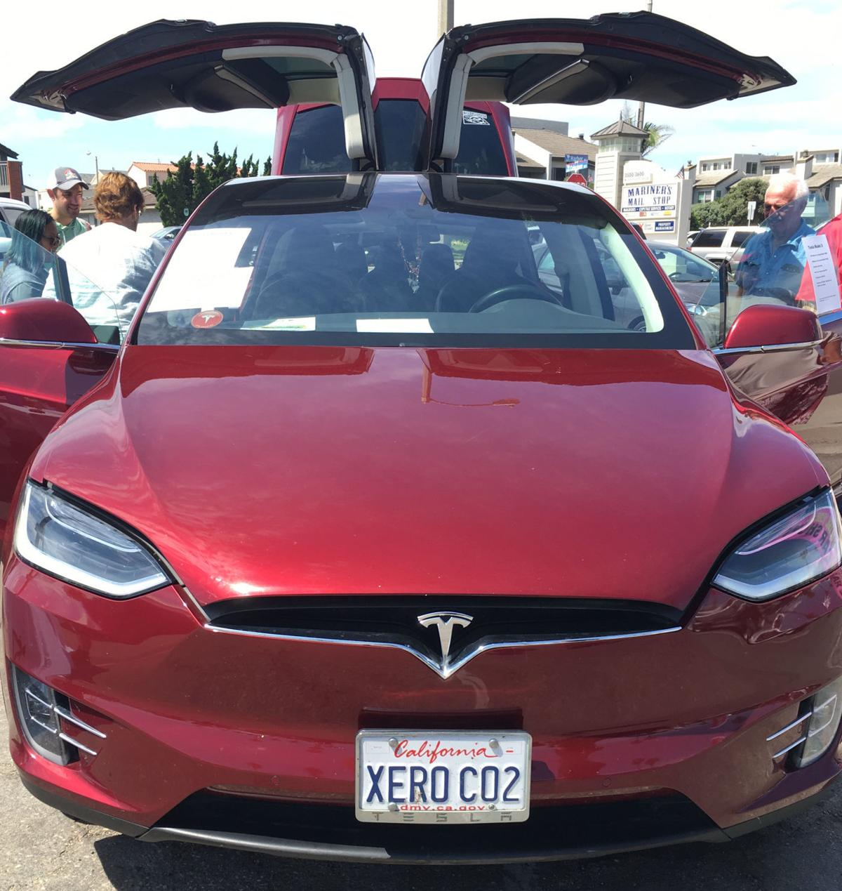Lompoc Will Host Its First Electric Car Show On Sept Local - Lompoc car show