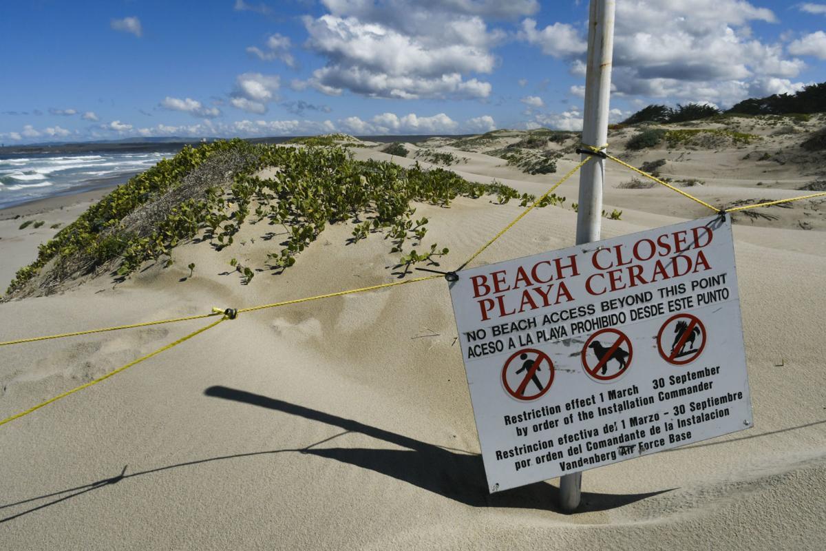 Coronavirus Photos: Take a look at the impact of Covid-19 in Santa Barbara County
