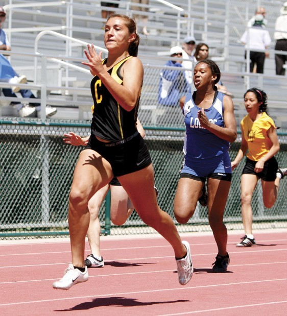 Hayes hurdles the competition