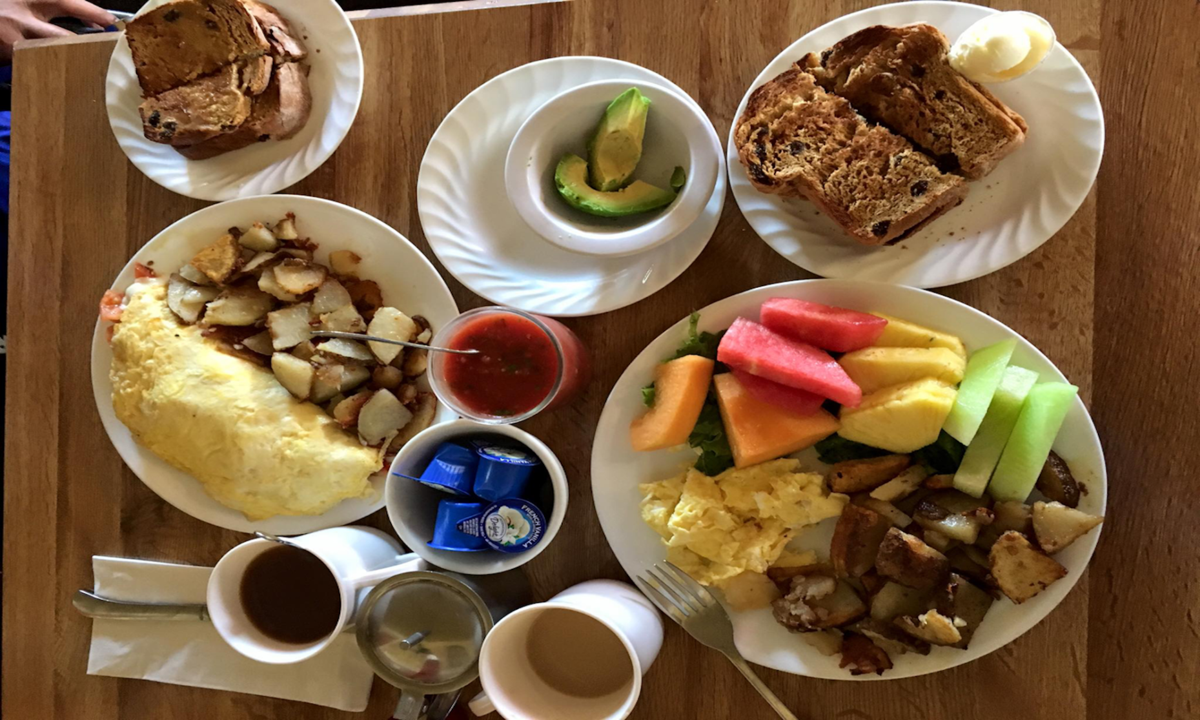 Donna Polizzi: From breakfast to burgers in Atascadero