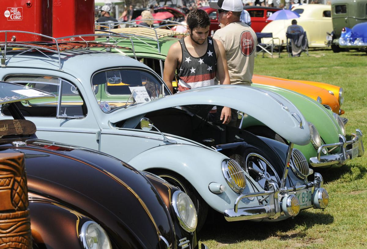 Lompoc Police Car Show To Rev Back Up With New Klunker Division - Lompoc car show