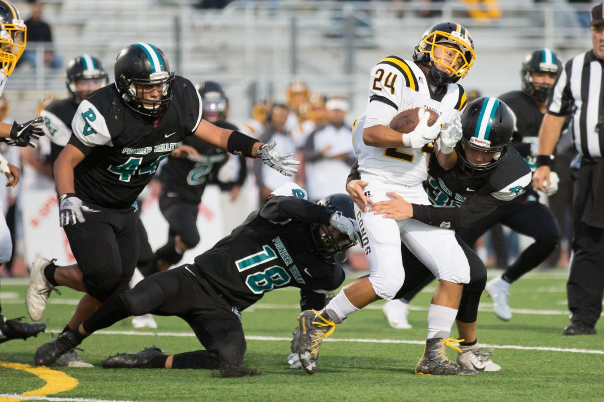 Football: Pioneer Valley blanks Cabrillo to capture first ...