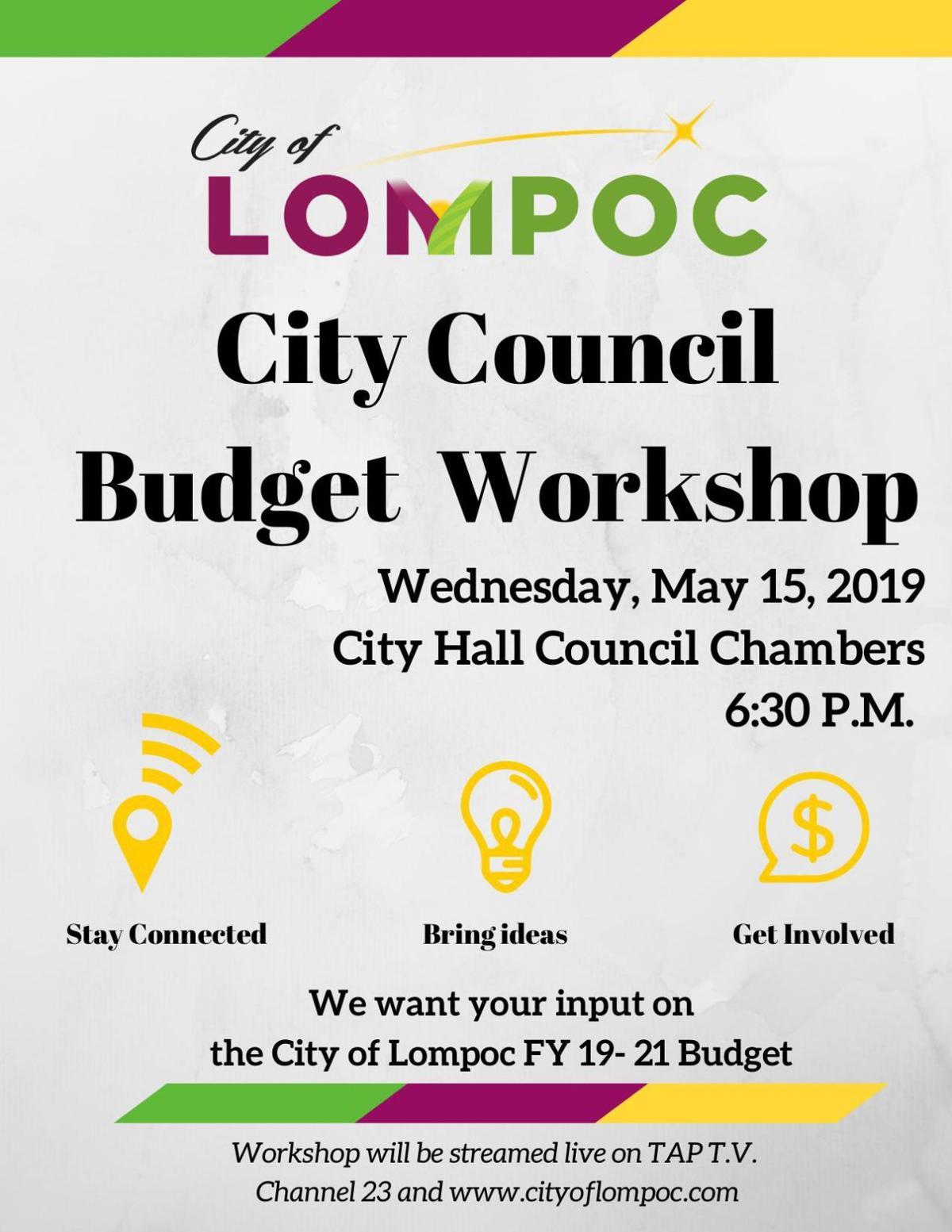 Lompoc Budget Flier