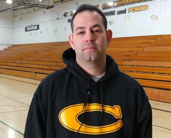 A.J. Pateras is new Cabrillo High football coach (copy)