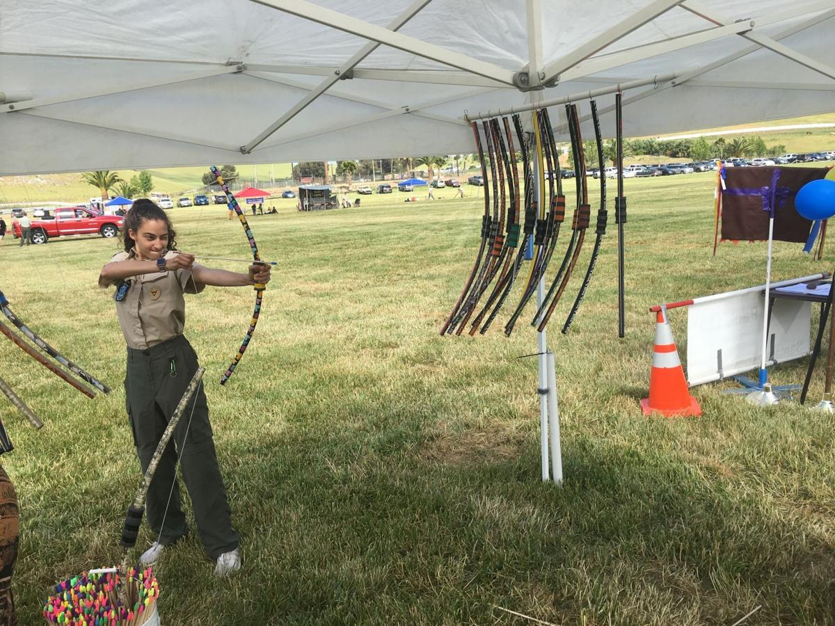 Wasserman archery