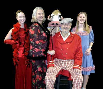 Footlight Players present 'Gypsy'