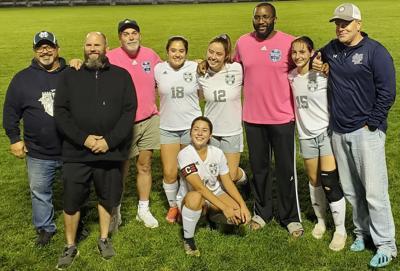 Michigan City girls soccer