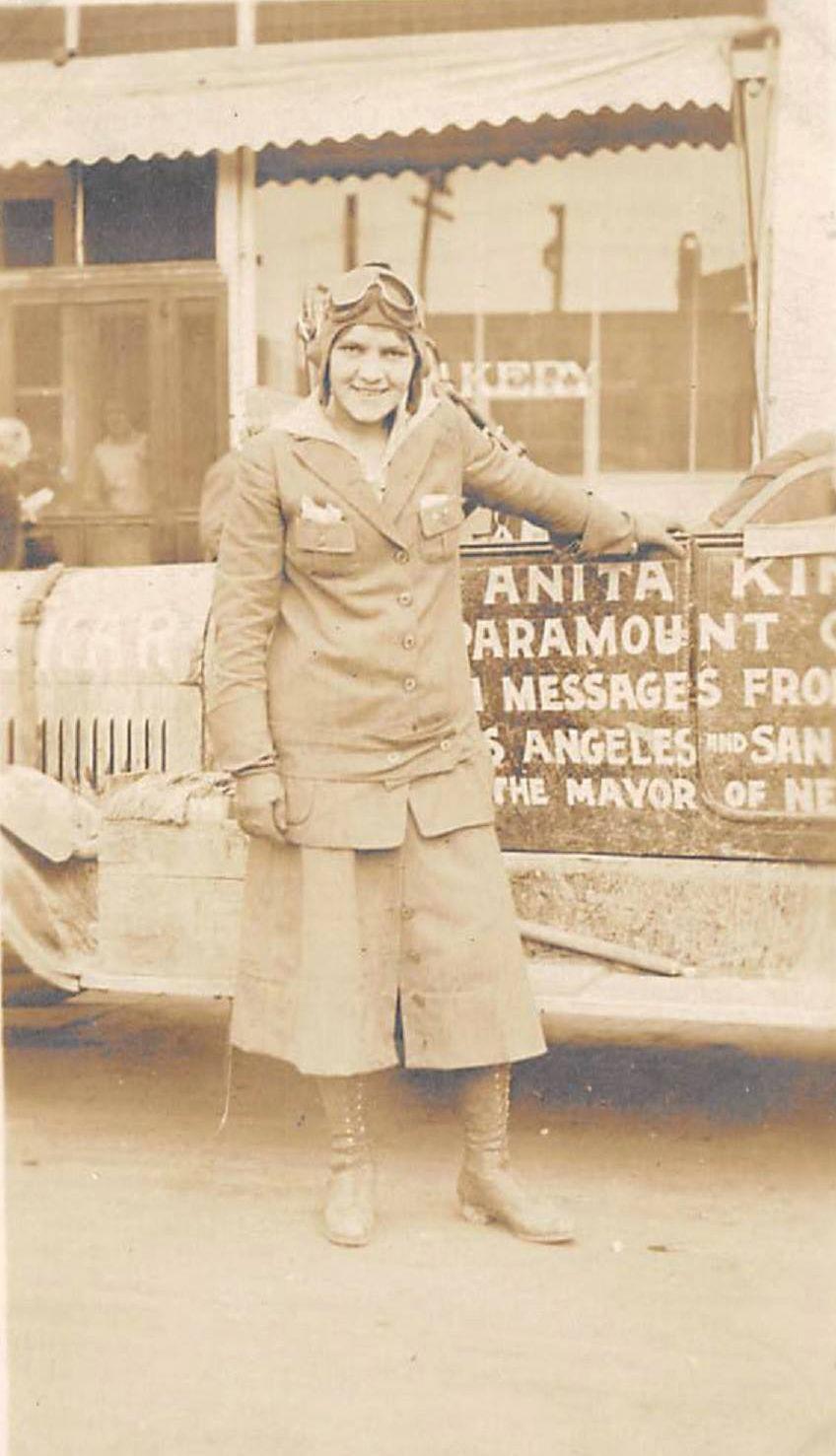 Anita King colm pic1
