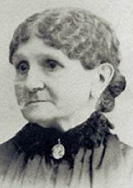 Colfax, Harriet mug