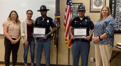 ISP troopers honored for keeping roads safe