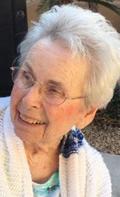Marilyn M. Palmer Dec. 13, 1924 - Jan. 2, 2020