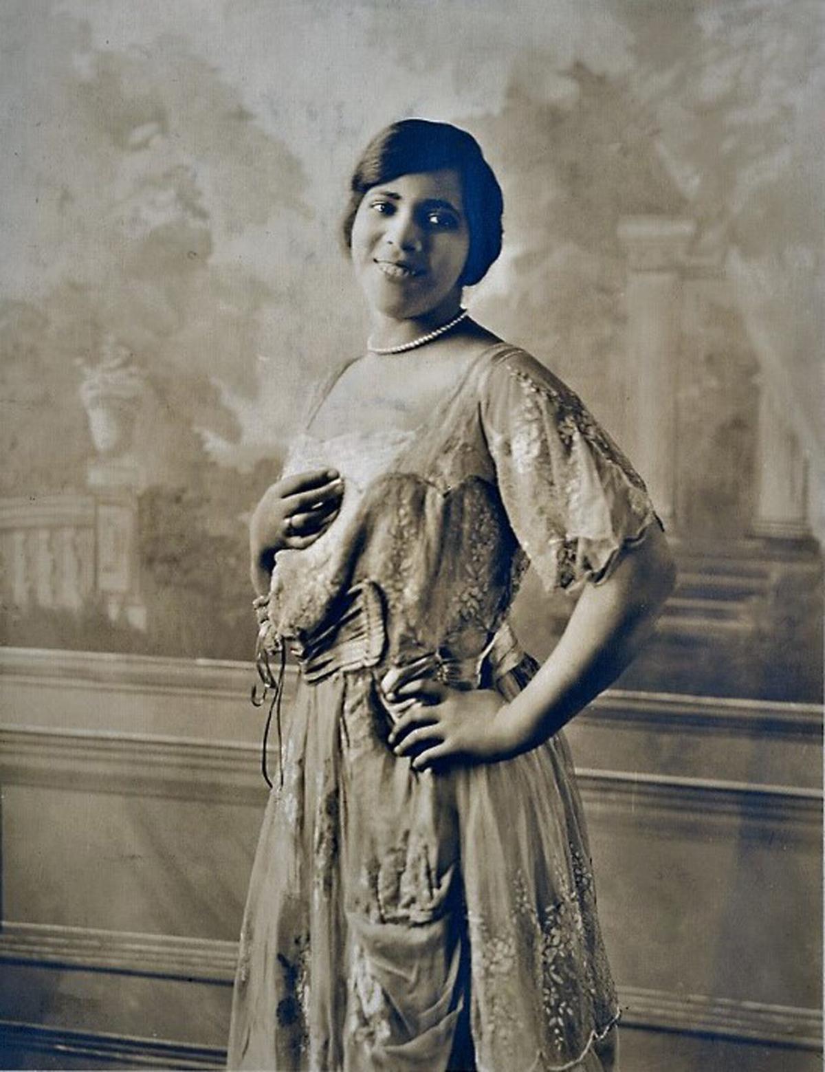 Hazel Harrison 1