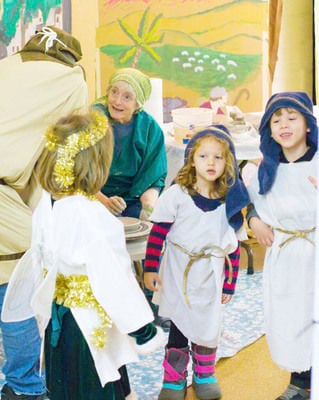 Church hosts Night in Bethlehem