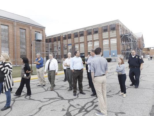 Indiana State Prison Hosts Legislative Tour Features Lpheralddispatch Com