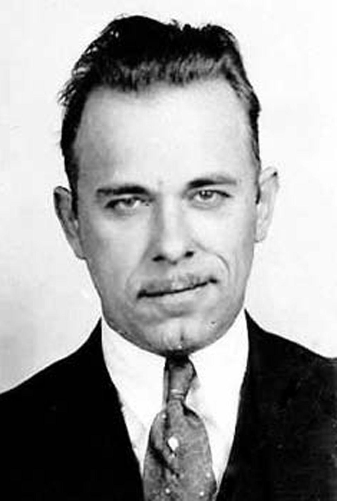 John Dillinger pic
