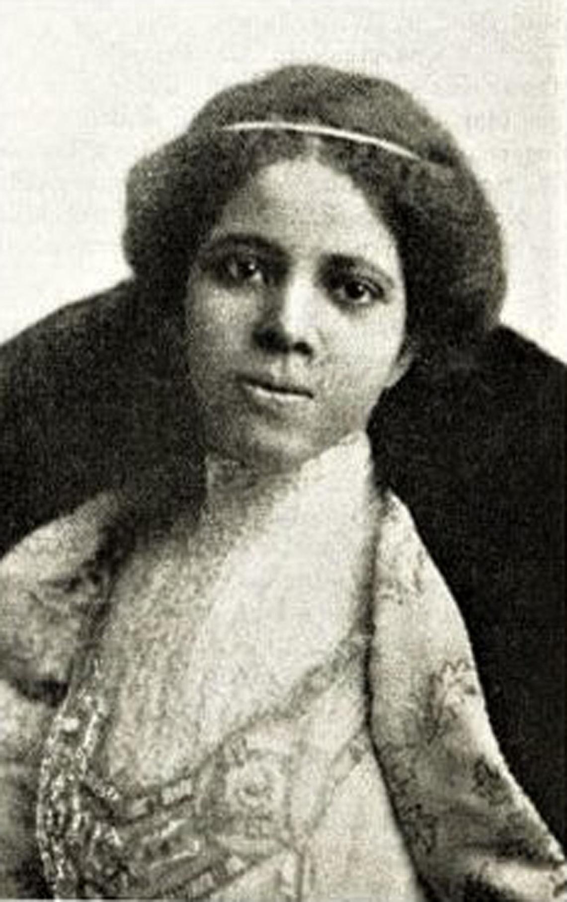 Hazel Harrison 2