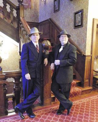 Bootleggin' at Barker Mansion set for Jan. 25