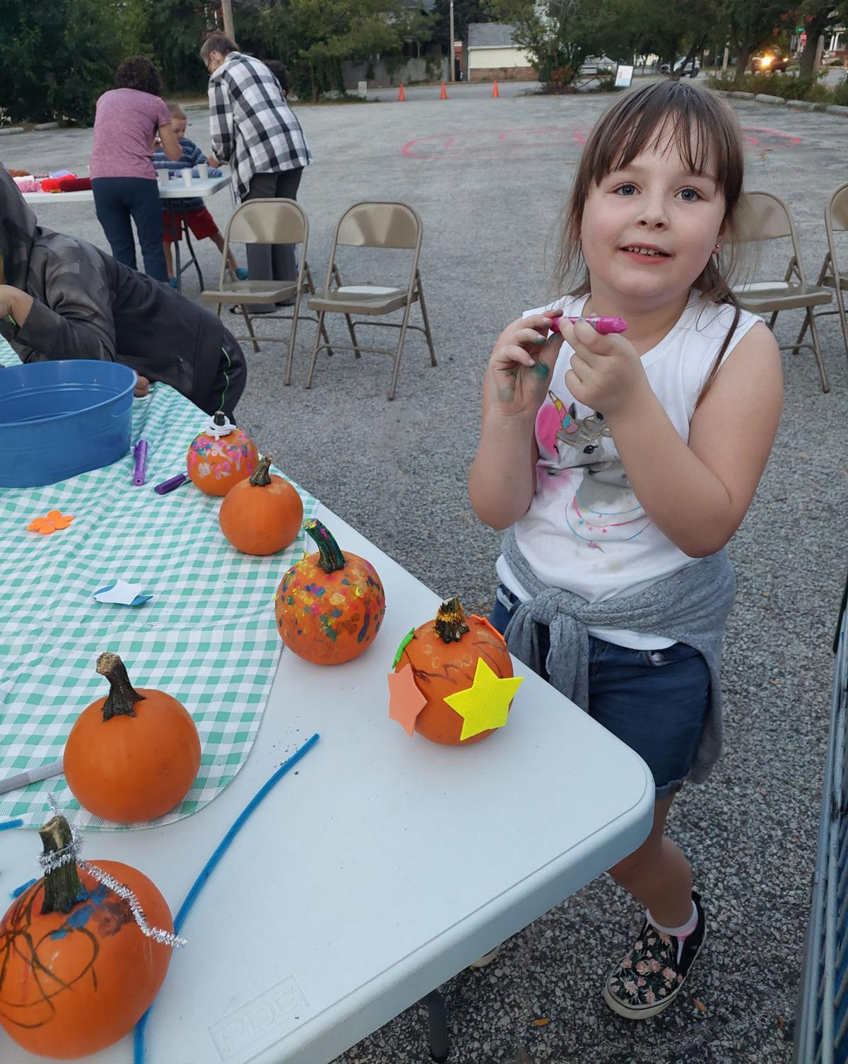 Pumpkin photo 1