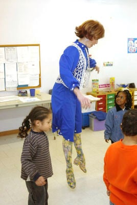 Ballet Lady to perform for Head Start