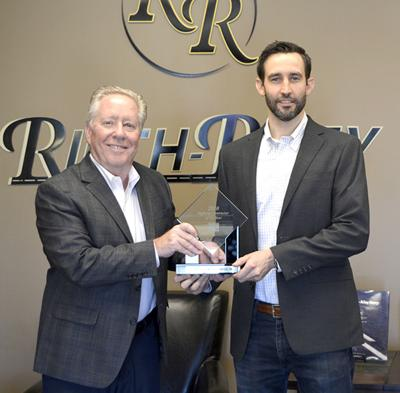 Rieth-Riley honored by Construction Advancement Foundation