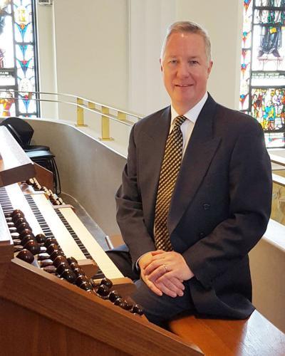 Pipe organ concert series