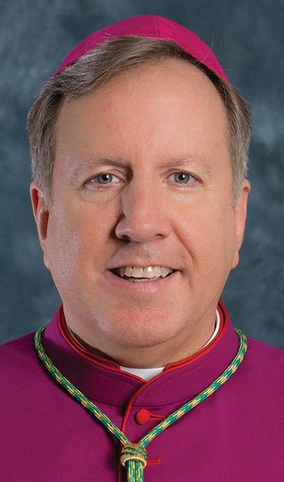 Bishop Robert McClory