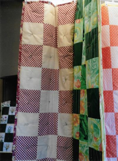 Sale a big success for Mission Quilters