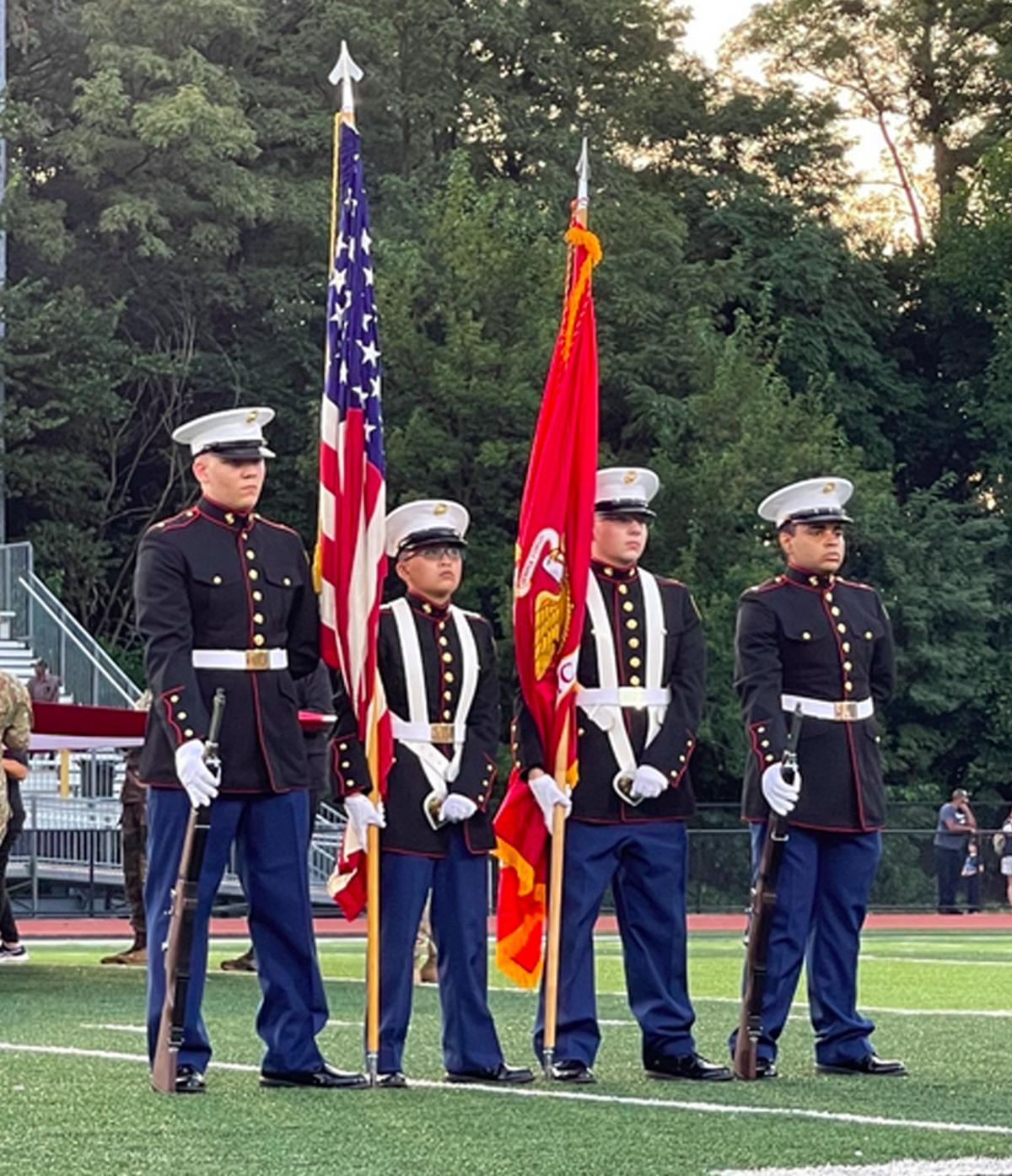 ROTC photo 1