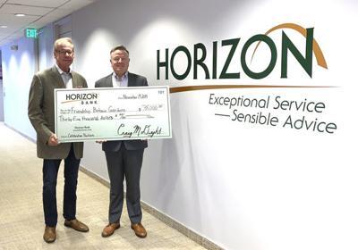 Friendship Gardens receives $35,000 from Horizon