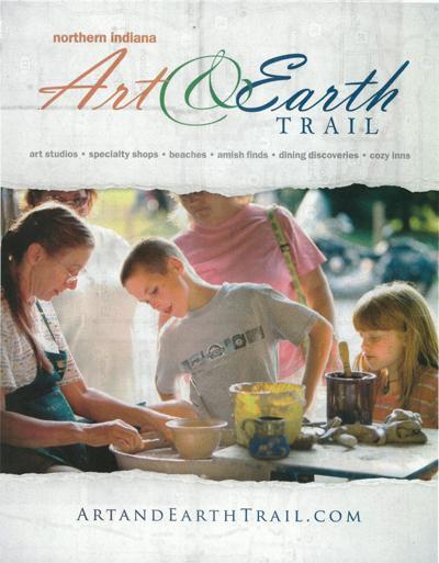 Art & Earth Trail guide