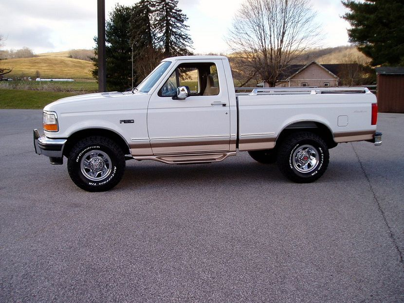 1996 Ford F-150 4x4 image 1