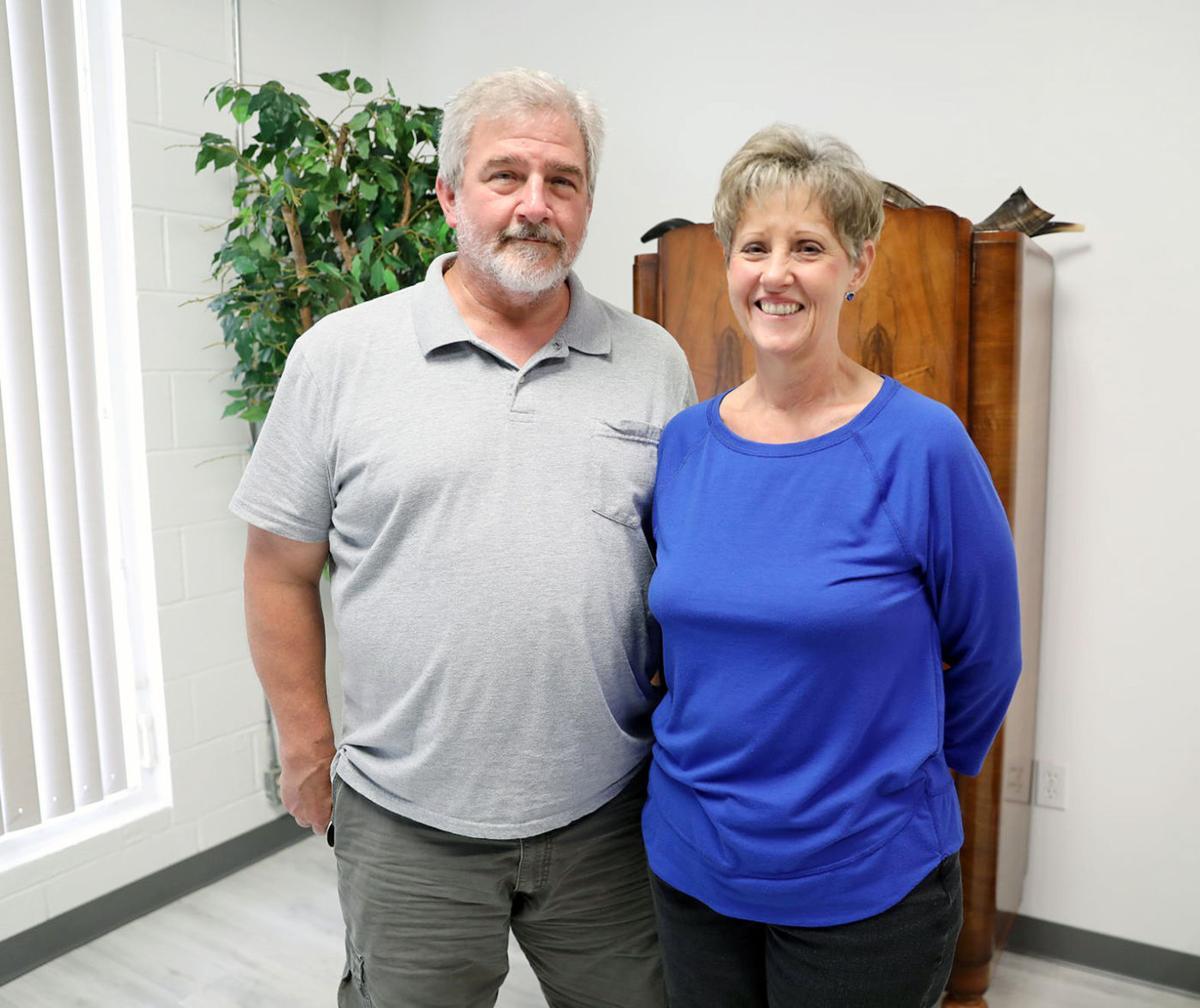 Tim and Darlene Stewart
