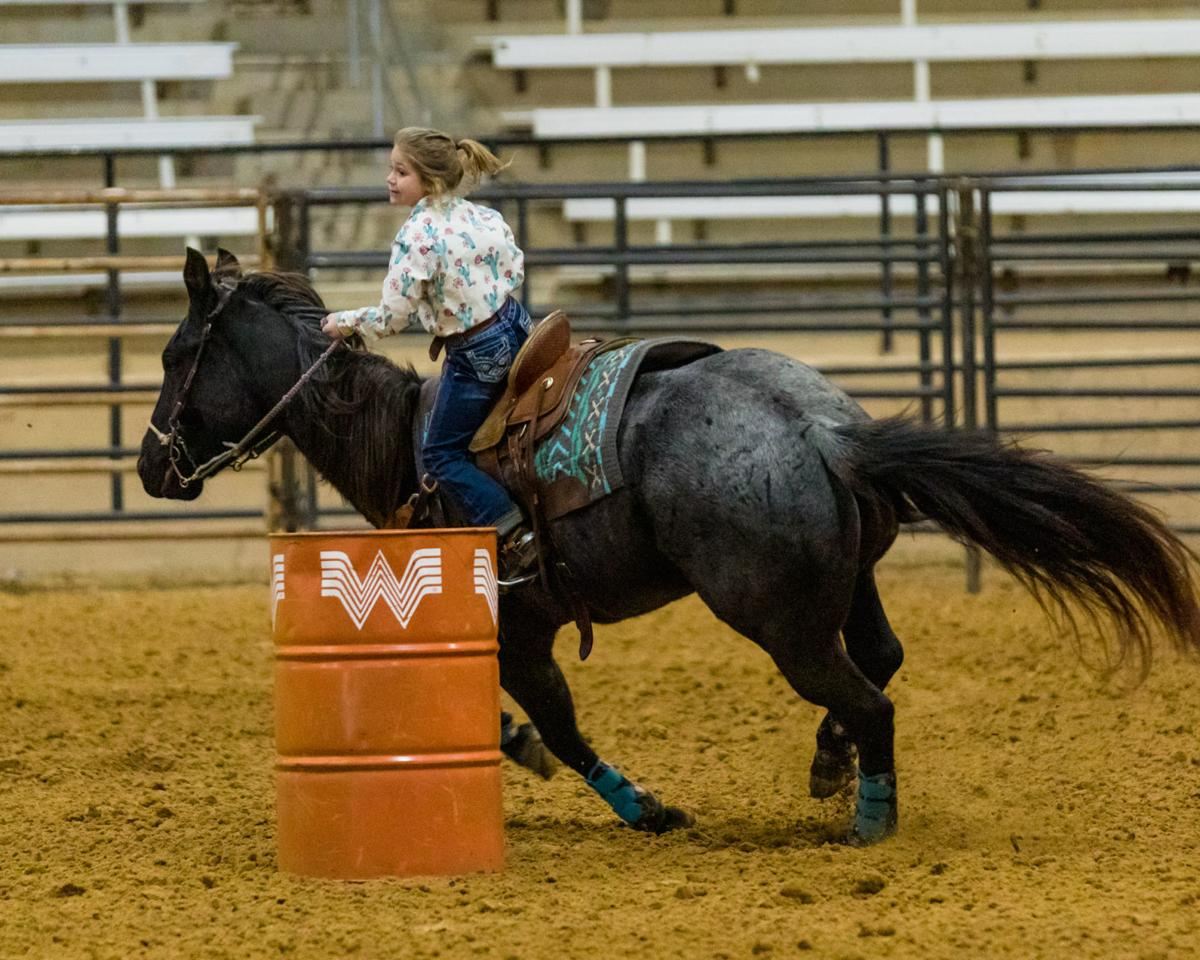 Kids From Louisiana Texas Saddle Up For Pyra Rodeo
