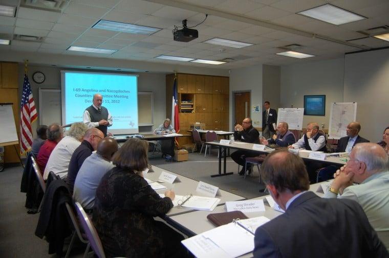 Dual-county meeting