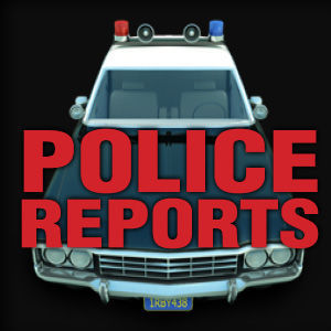 Today's police reports