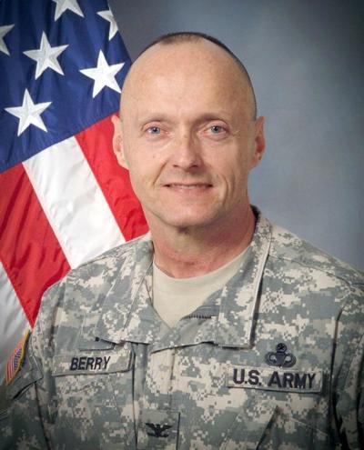Col. Steven Lee Berry