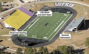 Lufkin High School Stadium