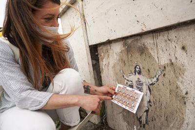 Vatican Street Art