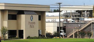 Majority of new cases on Monday from Pilgrim's Pride, officials say