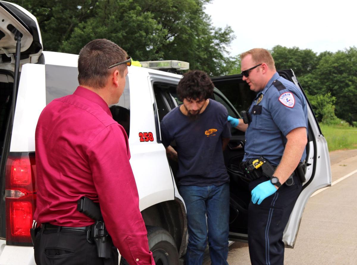 Motor theft arrest