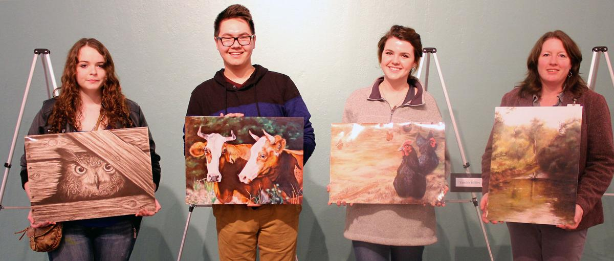 Local Houston Rodeo Art Award Winners On Display At Museum