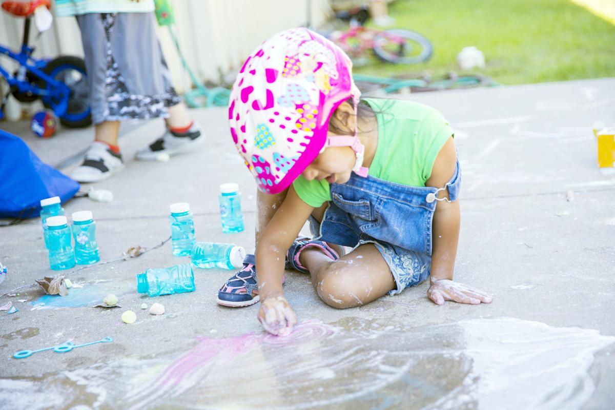 Bubbles n Chalk