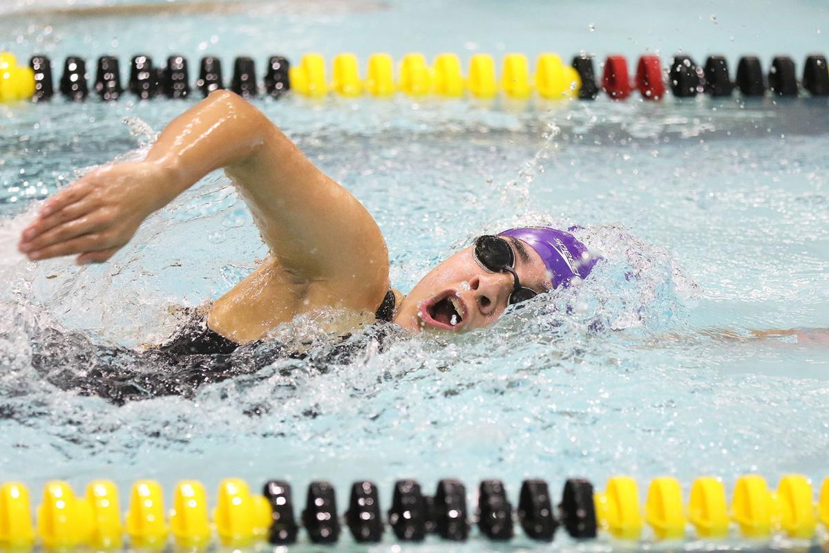 Lufkin swim 2