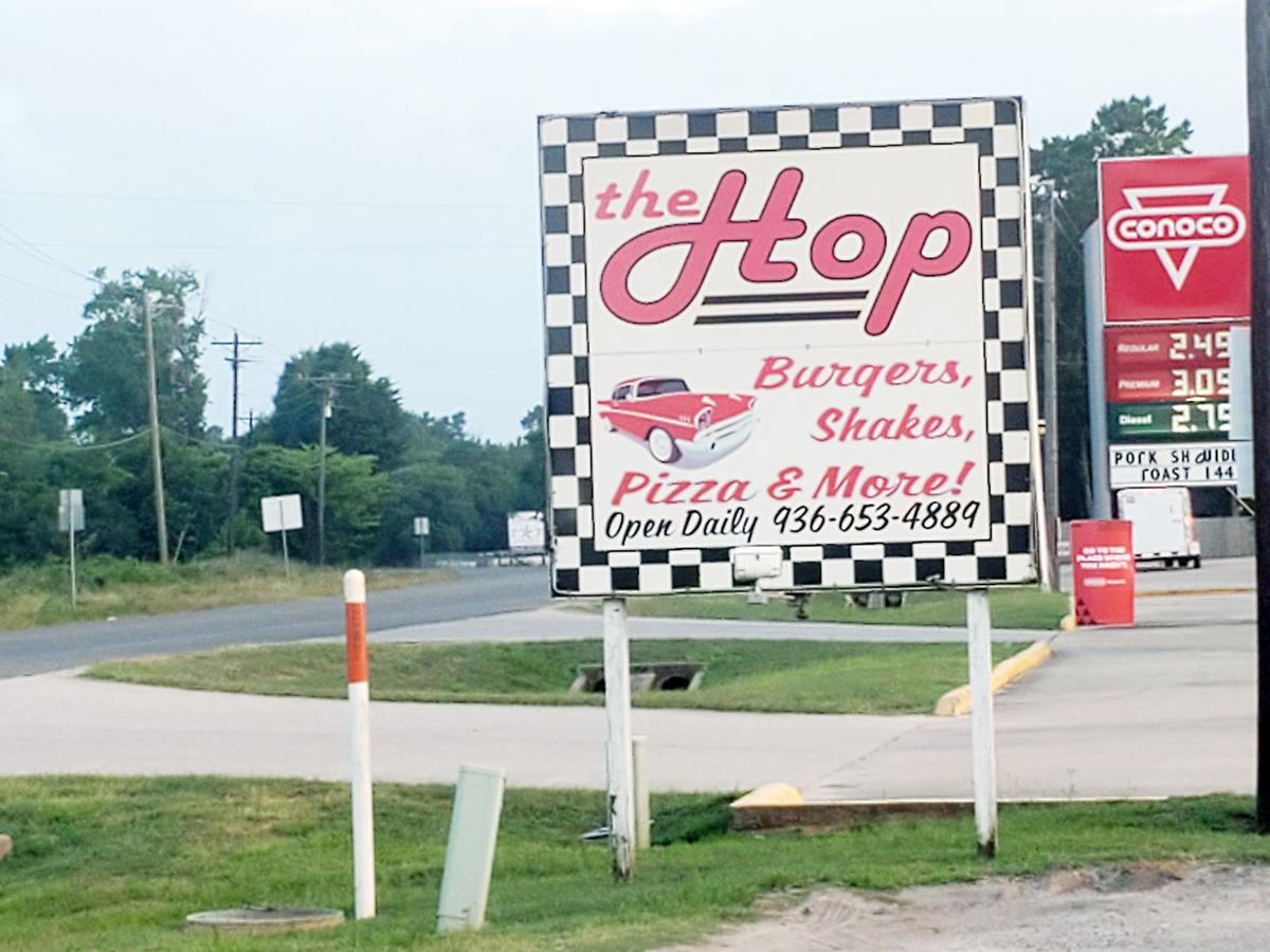 The Hop Sign