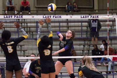 Lufkin volleyball
