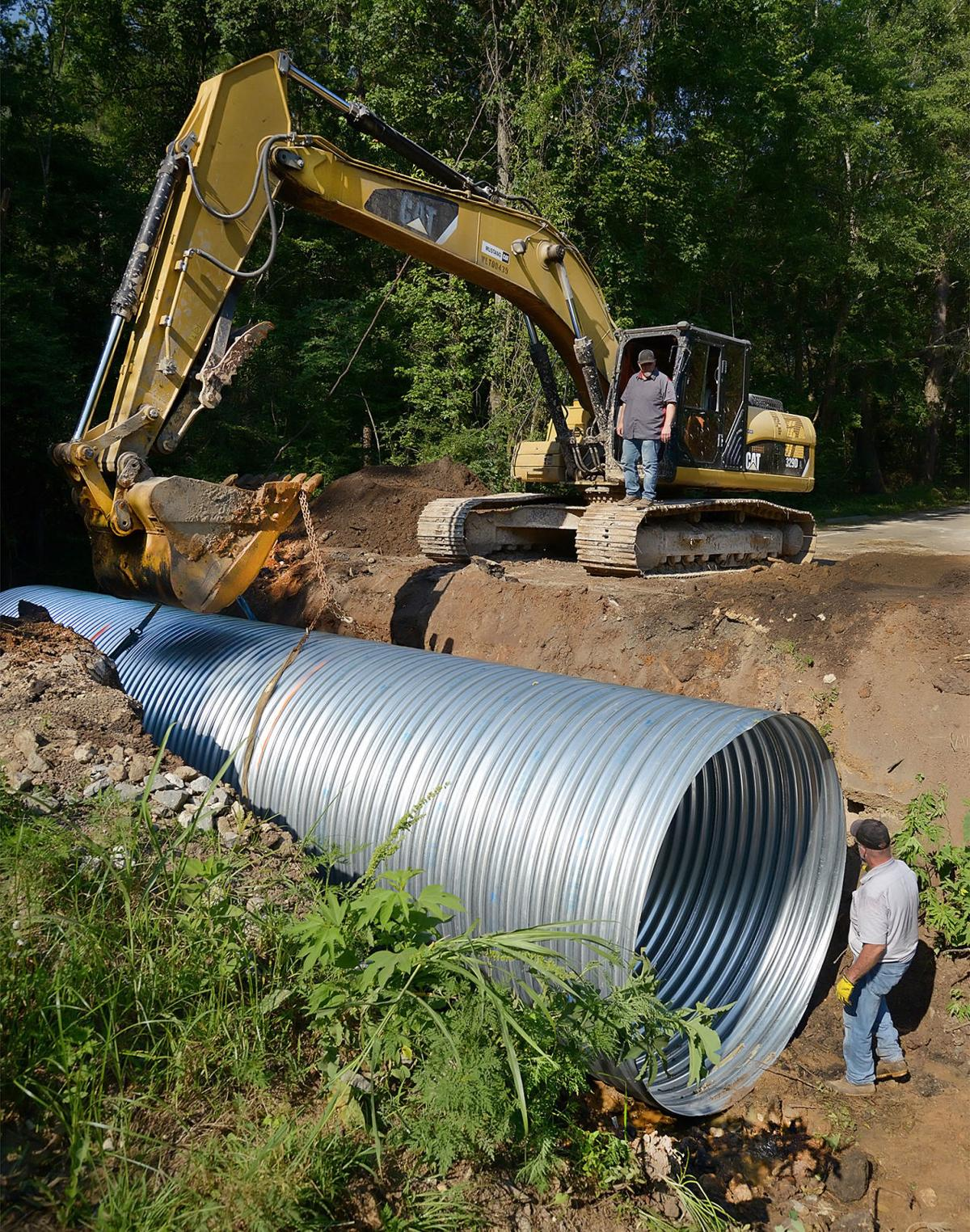 County culverts