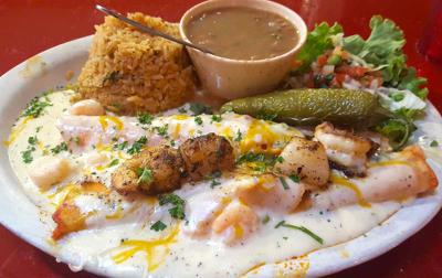 RESTAURANT REVIEW: Tia Juanita's every bit as good as the hype