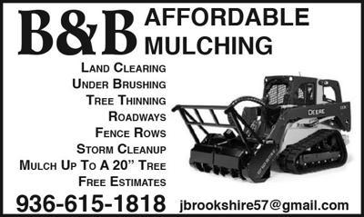 B&B Affordable Mulching