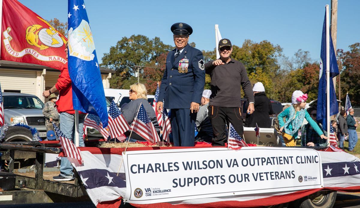 Huntington Veterans Day Parade